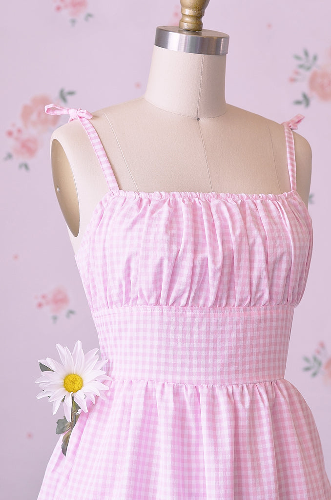 Pretty Pinup Monroe Dress with Pockets