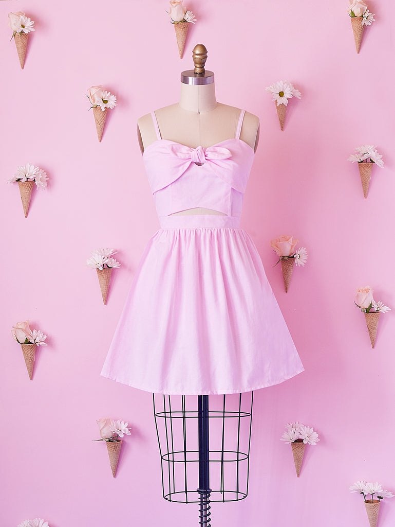 New Romantics Cutout Dress