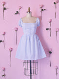 Cherry Charmer Babydoll Dress