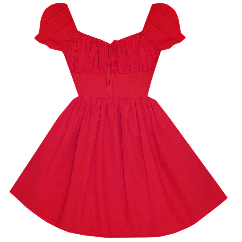 Cherry Bomb Betty Dress with Pockets