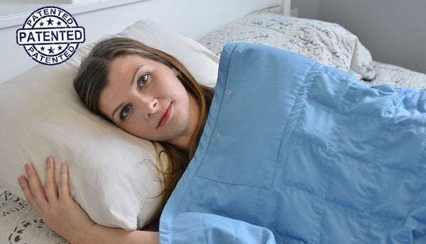 Win a BB Weighted Blanket (valued at $249)