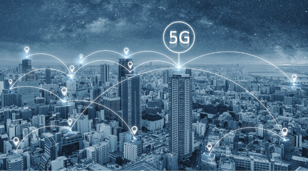 COVID-19 and 5G : Is there a Connection?