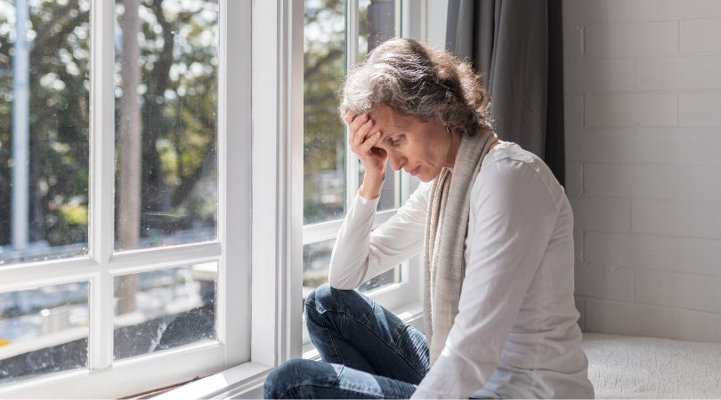 menopause symptoms, anxiety and depression