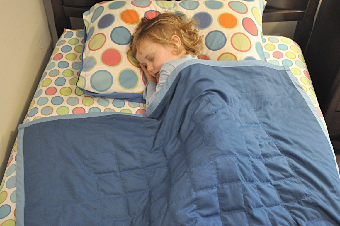 BB Weighted Blanket with Far Infrared (FIR)  for Children - BB Weighted Blankets and Pads