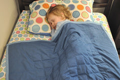 BB Weighted Blanket with Far Infrared (FIR) for Children - High Quality Health Fabric. No Plastic