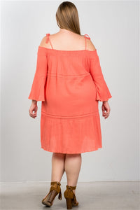 Cristine plus Size Dress