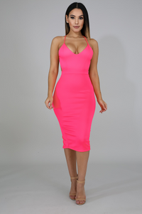 Jewell Bodycon Dress