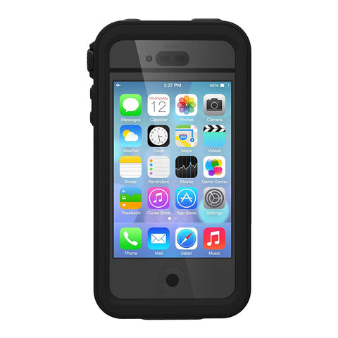 Shop CATALYST WATERPROOF CASE FOR IPHONE 4/4S -  STEALTH BLACK Cases & Covers from Catalyst