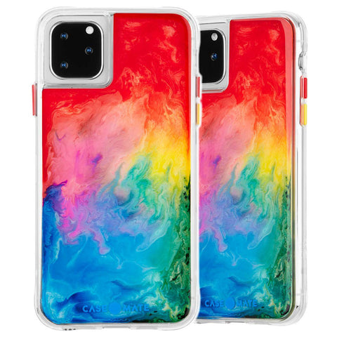 "Shop CaseMate Tough Watercolour Case For iPhone 11 Pro (5.8"") - Rainbow Splash  from Syntricate Asia"