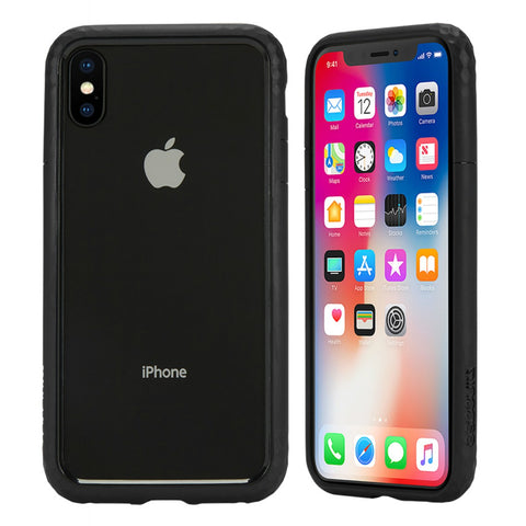 Shop INCASE FRAME BUMPER CASE FOR IPHONE X - BLACK Cases & Covers from Incase