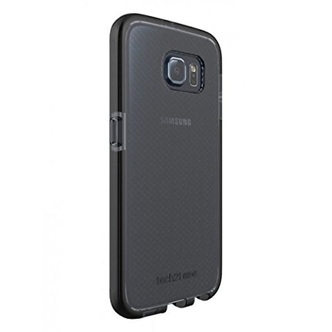 Shop Tech21 Evo Check Case for Galaxy S6 - Smokey/Black Cases & Covers from TECH21