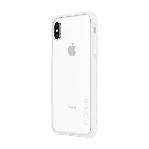 Shop INCIPIO REPRIEVE [SPORT] PROTECTIVE CASE FOR IPHONE XS MAX - CLEAR Cases & Covers from Incipio