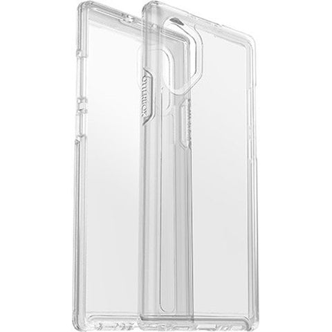 Shop OTTERBOX SYMMETRY CASE FOR FOR GALAXY NOTE 10 PLUS/GALAXY NOTE 10 PLUS 5G (6.8 INCH) - CLEAR Cases & Covers from Otterbox