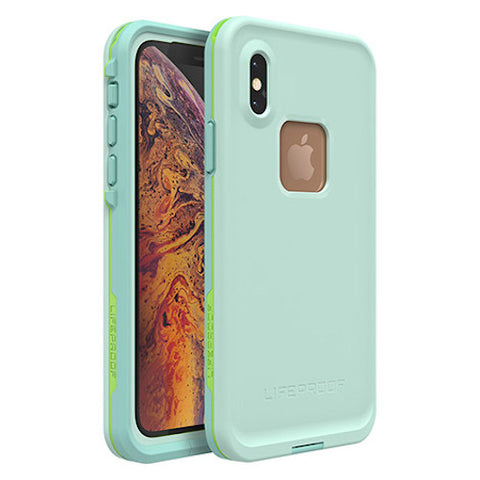 Shop LIFEPROOF FRE WATERPROOF CASE FOR IPHONE XS MAX - TIKI Cases & Covers from Lifeproof
