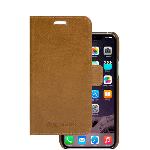 Shop DBRAMANTE 1928 Lynge Case For iPhone 11 Pro Max (6.5-Inch) - Tan Cases & Covers from Dbramante1928