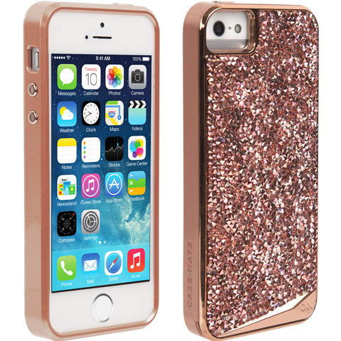 glitter case for iphone 5s/5/se from casemate. woman case