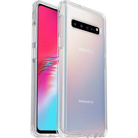 "Shop Otterbox Symmetry Clear Case For Galaxy S10 5G (6.7"") - Clear Cases & Covers from Otterbox"