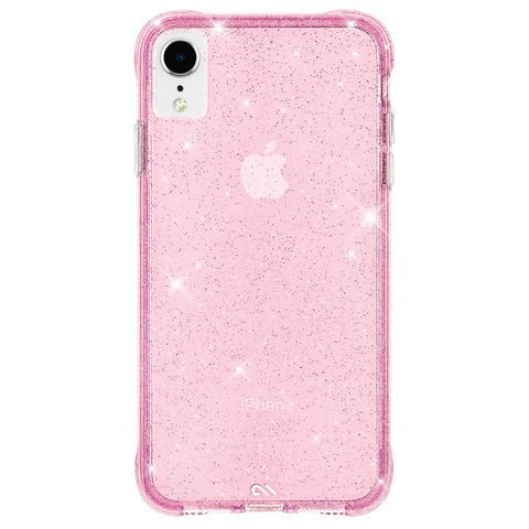 Shop CASEMATE SHEER CRYSTAL PROTECTIVE CASE FOR IPHONE XR - BLUSH  from Syntricate Asia