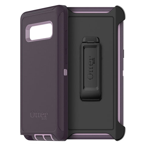 OTTERBOX DEFENDER SCREENLESS EDITION RUGGED CASE FOR SAMSUNG GALAXY NOTE 8 - PURPLE