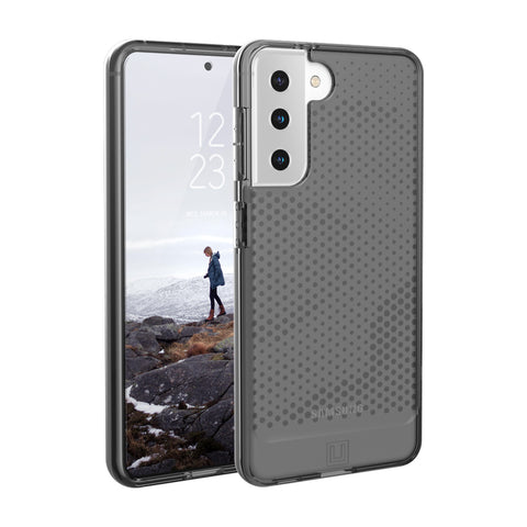 Rugged case with translucent design for Galaxy S21 5G from UAG, now comes with free shipping & afterpay available.