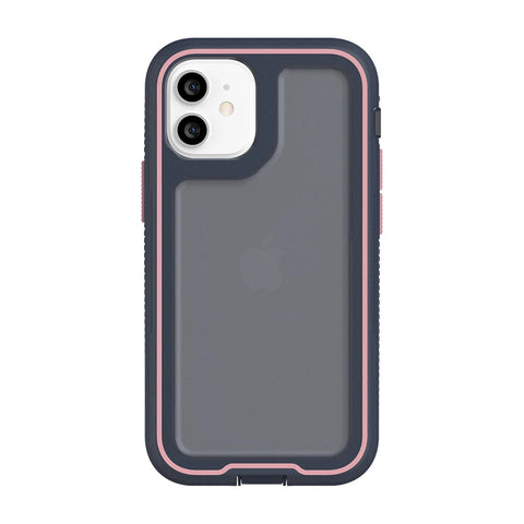 the new case from otterbox comes with two layer and different colors make your iphone 12 mini more stylish.