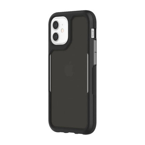 "GRIFFIN Survivor Endurance Case For iPhone 12 Mini (5.4"") - Black/Gray/Smoke"