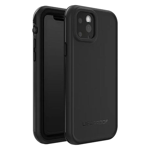 "Shop LIFEPROOF FRE Waterproof Case For iPhone 11 Pro Max (6.5"") - Black Cases & Covers from Lifeproof"