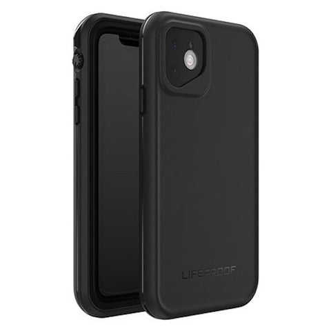 "LIFEPROOF FRE Waterproof Case For iPhone 11 (6.1"") - Black"