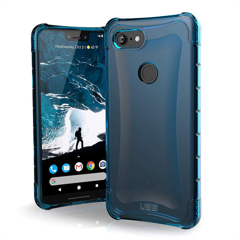 Shop UAG PLYO FEATHER-LIGHT RUGGED CASE FOR GOOGLE PIXEL 3 XL - GLACIER  from Syntricate Asia