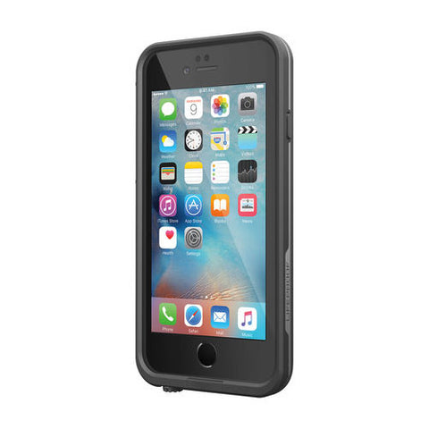 Shop LifeProof Fre WaterProof case for iPhone 6S/6 - Black Cases & Covers from Lifeproof