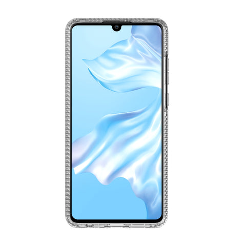 TECH21 PURE CRYSTAL CLEAR CASE FOR HUAWEI P30 - CLEAR