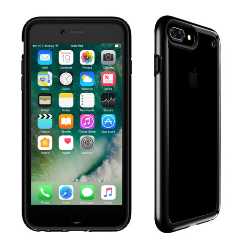 Shop SPECK PRESIDIO SHOW IMPACTIUM FOR IPHONE 7 PLUS/6S PLUS -CLEAR/BLACK  from Syntricate Asia