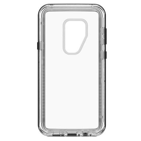 LIFEPROOF NEXT RUGGED CASE FOR SAMSUNG GALAXY S9 PLUS - BLACK/CLEAR