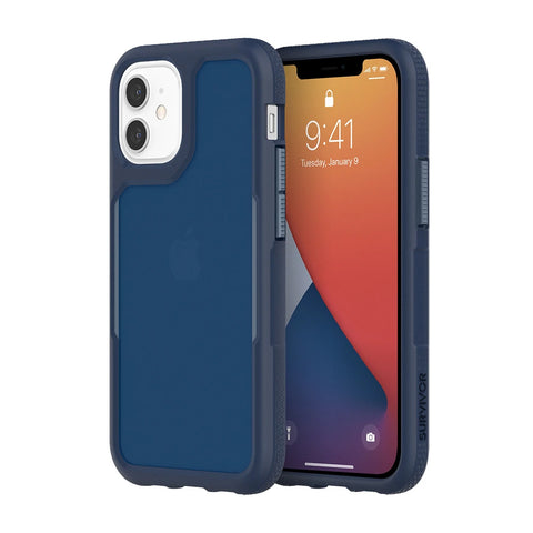 new two layer for your iphone 12 pro max case from griffin with double drop protectio, shop online at syntricate.