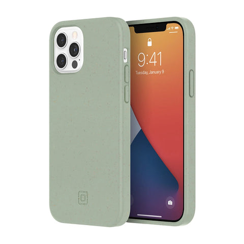 "INCIPIO Organicore Case For iPhone 12 Pro Max (6.7"") - Eucalyptus"