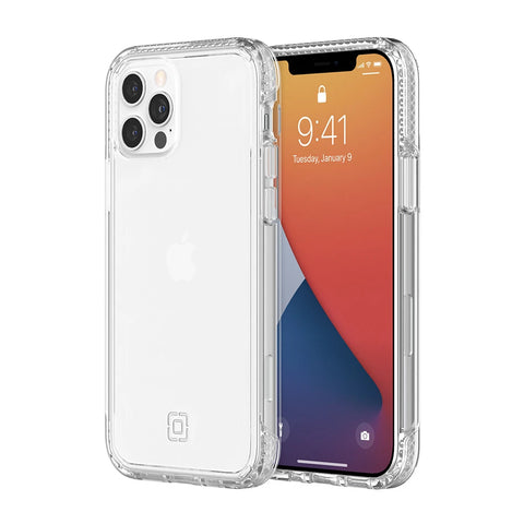 "INCIPIO Slim Case For iPhone 12 Pro Max (6.7"") - Clear"