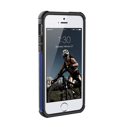Shop UAG Military Standard Armor Case for iPhone 5/5S/SE - Cobalt/Black  from Syntricate Asia