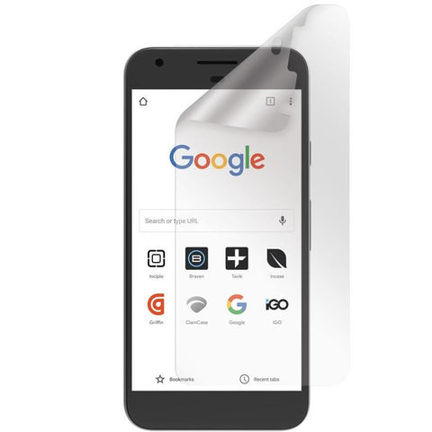 google pixel xl tempered glass from incipio