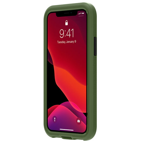 "Shop GRIFFIN Survivor Extreme Case for iPhone 11 Pro (5.8"") - Green/Black/Smoke Cases & Covers from Griffin"