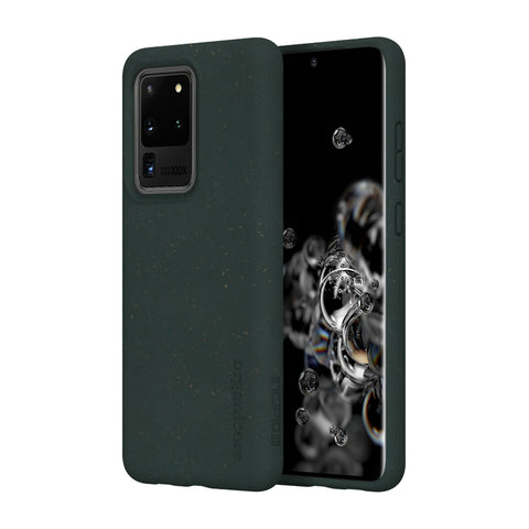"Shop INCIPIO Organicore Case For Galaxy S20 Ultra 5G (6.9"") - Deep Pine Green Cases & Covers from Incipio"