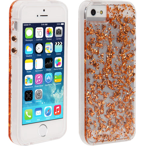 Shop CaseMate Karat Case for iPhone SE/5s/5 - Rose Gold  from Syntricate Asia