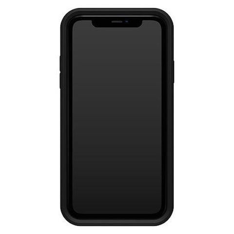 "Shop LIFEPROOF Slam Ultra-Thin Rugged Case For iPhone 11 (6.1"") - Clear/Black Cases & Covers from Lifeproof"