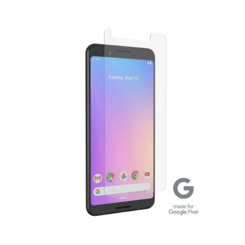 Shop ZAGG INVISIBLESHIELD GALSS+ TEMPERED SCREEN PROTECTOR FOR GOOGLE PIXEL 3  from Syntricate Asia