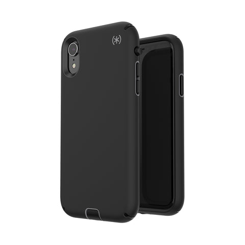 Shop SPECK PRESIDIO SPORT IMPACTIUM CASE FOR IPHONE XR -BLACK/GREY/BLACK  from Syntricate Asia