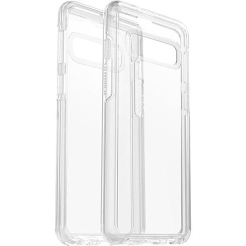 symmetry clear case for samsung galaxy s10 from otterbox