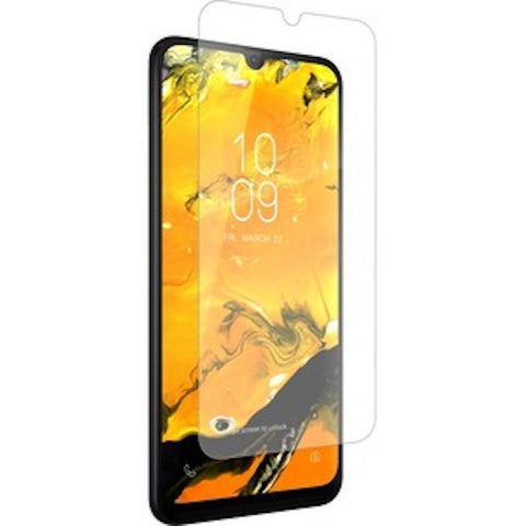 ZAGG INVISIBLESHIELD GLASS+ TEMPERED SCREEN PROTECTOR FOR GALAXY A50/A30