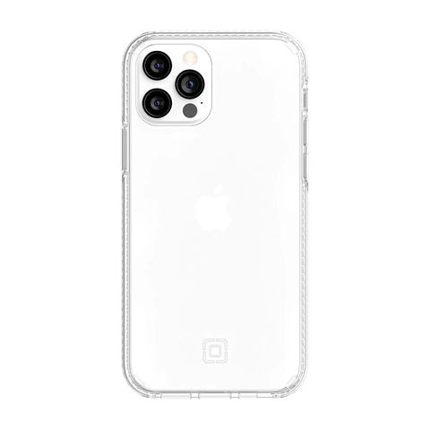"INCIPIO DualPro Dual Layer Case For iPhone 12 Pro / 12 (6.1"") - Clear/Clear"