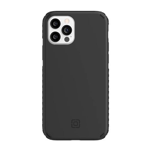 "INCIPIO Grip Case For iPhone 12 Pro Max (6.7"") - Black"