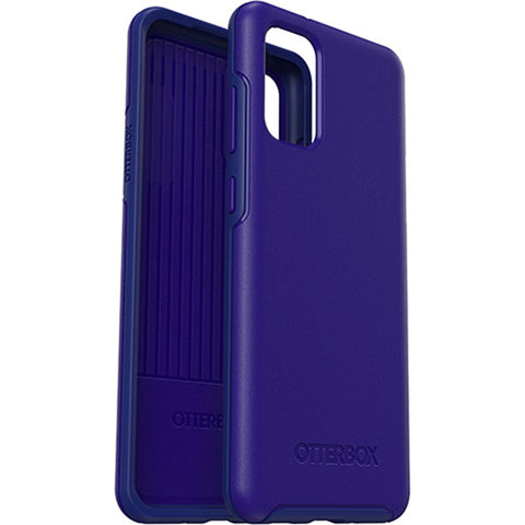 "Shop OTTERBOX Symmetry Case For Galaxy S20 Plus (6.7"") - Sapphire Secret Cases & Covers from Otterbox"