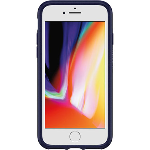 Shop OTTERBOX OTTER + POP SYMMETRY CASE FOR IPHONE 8/7 - BLUE NEBULA Cases & Covers from Otterbox